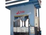 500 Ton Hidrolik  Sıvama Press Linda Machine Marka - Hydraulıc Workshop Press