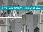 KAMPANYA NİVA LIFE KLC-H100 Isıtıcılı, TİCARİ TİP Hava Perdesi