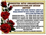 DENİZLİDE ORKESTRA RÜYA DENİZLİ İLÇELERİNDE NAZİLLİDE ORKESTRALAR