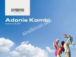 9 TAKSİT DEMİRDÖKÜM Adonis Bacalı Konvansiyonel Kombi (20038kcal/h) 23,3kw