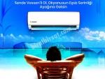 Vessen VTXN25B A++ 9.000 BTU Sezonsal Inverter Klima DAİKİN Servis Güvencesi - Ücretsiz Montaj