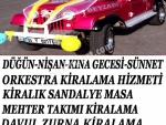 Sünnet Gezi Arabası Kiralama 0544 585 08 18