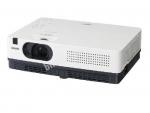 1YIL GARANTİLİ SIFIR LAMBALI SANYO PLC-XD2600 PROJEKSİYON _KUMANDA+POWER+VGA