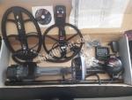 Minelab Ctx 3030 (2 Başlıklı) Çok Temiz