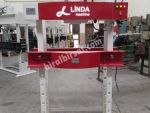 60 Ton Kollu Motorlu Linda Machine Hidrolik Atölye Presi