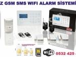 KURULUM MONTAJ DAHİL  KABLOSUZ OPAX ARD-575  GSM/SMS ALARM SİSTEMİ