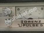Lorenz Pulse 5 İbreli 1x1 metre uçurtma Başlık+150cm+150cm Çerçeve Başlık 2.El